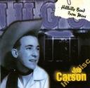 CD CARSON, JOE - Hillbilly Band From Mars