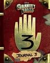Gravity Falls: Journal 3 Alex Hirsch 24h z PL