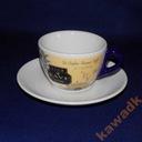 Filiżanka kolekcja cappuccino Club Kave F614