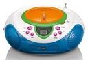 Radioodtwarzacz Hi-Fi Lenco SCD-40 CD Mp3 USB AUX