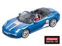 CARRERA DIGITAL 132 Porsche 911 CARRERA S Cabrio