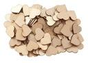 сердце деревянные сердечко Фанера 3cmX3,5см 100шт