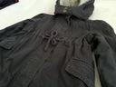 H&M kurtka parka przejściówka 5-6lat 116 Rozmiar 116