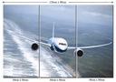 Obraz Lotnictwo Samolot Pasażerski Boeing 737