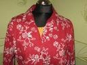 H&M BB-bluzka r 50 XXXL koszulowa czerwona Płeć Produkt damski
