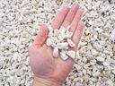 Грит Гравий белая Георгий камень ??? Сада 25 кг