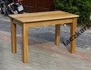 Dębowy stół stolik dąb na zamówienie lite drewno