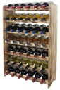 Stojak na wino RW-3-42 regał 42 butelki POSTARZANY