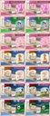 Łóżko dziecięce 140x70 szuflada materac Dąb Sonoma EAN 5903317304814