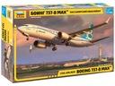 Пассажирский самолет Boeing 737-8 MAX 7026 Звезда доставка товаров из Польши и Allegro на русском