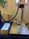 Przystawka rotacyjna do laserów fibrowych
