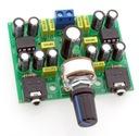 AVT1024 Wzmacniacz słuchawkowy