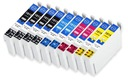 10x TUSZ DRUKARKI EPSON Expression Home XP-225 312