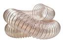 Przewód wąż odciąg trocin 200x3m POLIURETAN spiro