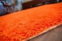 MIĘKKI DYWAN SHAGGY 5cm 100x150 pomarańcz @10640 Kod producenta 5cm