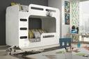 Łóżko piętrowe Max 2 dla dzieci 200x80 dziecięce Kod producenta 20320011206801100000000001