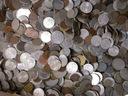 Германия - Монеты ДОВОЕННЫЕ - 1 КГ - 1 Кг