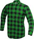 Koszula flanelowa robocza POLSKA 100% BAWEŁNA 5XL