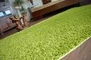 DYWAN SHAGGY 5cm zielony 40x100 gładki jednolity Marka Dywany Łuszczów