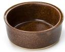 Miska ceramiczna dla królika, gryzoni 160 ml 10 cm