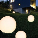 Świecąca Kula ogrodowa zewnętrzna 60cm + LED 10W