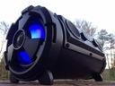 Radio Tuba Bluetooth Boombox Karaoke Wieża MP3 USB Waga (z opakowaniem) 3 kg
