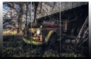 Obraz Auto Zabytek Zabytkowe Antyk Samochód Wrak