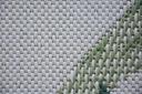 Dywan SIZAL 120x170 JUNGLE LIŚCIE zieleń #B643 Kształt Prostokąt