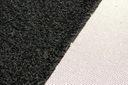DYWAN SHAGGY 60x145 czarny 5cm jednolity miękki Szerokość 60 cm