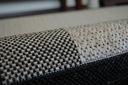 DYWAN SIZAL TARAS OUTDOOR 60x110 czarny #DEV400 Szerokość 60 cm