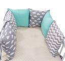 протектор модульная пенс кроватку подушки