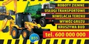 Reklama Baner reklamowy - Usługi minikoparką EAN 9876821188132