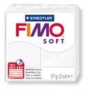 Masa Plastyczna FIMO Soft 57g BIAŁY 0