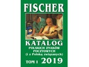 Каталог почтовых марок Фишер 2019 - ТОМ И доставка товаров из Польши и Allegro на русском
