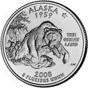 Stany USA - Alaska 2008