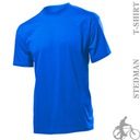 T-Shirt Koszulka Stedman XL Kolor Bright Royal !