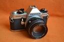 Pentax MG SMC Pentax-M 1:2 F=50mm Pentax K