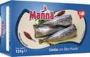 Mini makrele portugalskie pikantne w oleju 120g