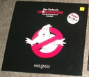 Ray Parker Jr. - Ghostbusters - maxi Ger. ex+