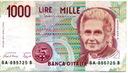 Włochy 1000 Lire 1990 P-114a.1