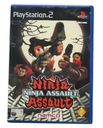 NINJA ASSAULT PlayStation 2 PS2