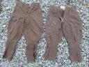 Stare spodnie ( gabardyna)
