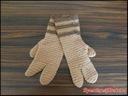 3 -fingers gloves nalbinding