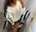 Sweterek beauty rozmiar S