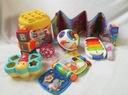 Zestaw zabawek dla malucha 6-12 miesiąca