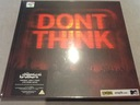 The Chemical Brothers Don't Think CD DVD folia