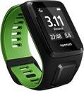 TomTom Zegarek Runner 3 Cardio GPS, black/green, L