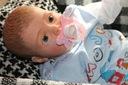 Lala Marceli | Reborn | Ręcznie wykonana lalka |