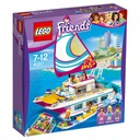 LEGO FRIENDS 41317 SŁONECZNY KATAMARAN.
