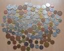 Zestaw monet świat MIX